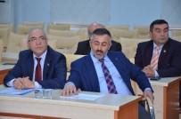 Bilecik İl Genel Meclisi'nde 'Isırma' Polemiği