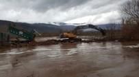YAĞAN - Bozdoğan Ovası Sular Altında