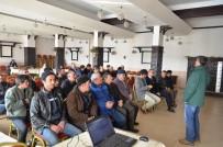 İŞ SAĞLIĞI - Bünyan Belediyesi Personeline İş Sağlığı Ve Güvenliği Eğitimi Verildi