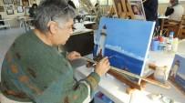 Burhaniye'de, Resim Kursu Yetenekleri Ortaya Çıkardı