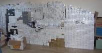 KAÇAK - Bursa'da 26 Bin Paket Kaçak Sigara Ele Geçirildi