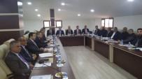 KAYIT DIŞI - Büyük Şire Pazarının Sorunları Masaya Yatırıldı