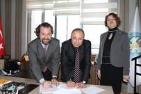 GENEL SEKRETER - Büyükşehir, BATIGÖZ İle Protokol İmzaladı