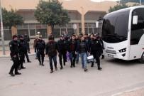 TERÖRLE MÜCADELE - 'Bylock'cu Polisler Adliyeye Sevk Edildi