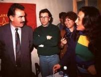 CAN DÜNDAR - Can Dündar'ın Öcalan'la Suriye'de bir araya geldiği an