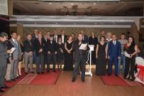 RAMAZAN AKYÜREK - Çukurova Press Kuruluş Yıldönümünü Kutladı