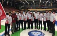 MILLI TAKıM - Curlingde Tarihi Başarı