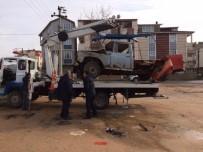 Darıca Belediyesi Hurda Araç Temizliği Yaptı