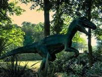 BILIM ADAMLARı - Dinozorları yok eden 'karanlık ve soğuk'