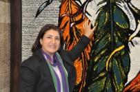 Domotex'te Gaziantep'ten Tek Kadın Girişimci