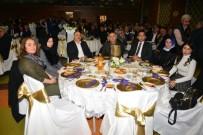 FEDERASYON BAŞKANI - Erzincanlılar Düzenlenen Gecede Bir Araya Geldi