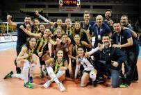 ECZACıBAŞı - Fenerbahçe Finalde