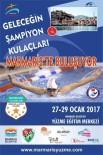 TÜRKİYE YÜZME FEDERASYONU - Geleceğin Şampiyon Kulaçları  7.Kez Marmaris'te Buluşuyor