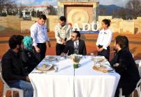 MUSTAFA ASLAN - Genç Aşçılar 'Ünişef'te Hünerlerini Sergiledi