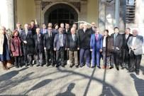 GIRESUN ÜNIVERSITESI - Giresun Üniversitesi Kent İşbirliği Platformu İlk Toplantısını Gerçekleştirdi