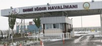 Iğdır'da Uçak Seferleri İptal Edildi