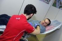 İhlas Holding Çalışanlarından Türk Kızılayı'na Kan Bağışı