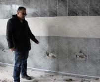 CAMİİ - Cami açılmadan muslukları çalındı