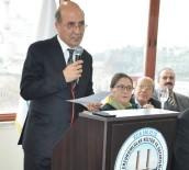 GENEL KURUL - İstanbul Erzurumlular Vakfında Hadi Atalar Yeniden Başkan Seçildi