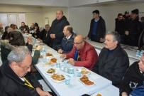 İBRAHIM ERDOĞAN - İzmit'te Gazetecilere Mancarlı Pide İkramı
