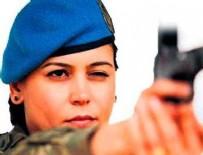 MILLI SAVUNMA BAKANı - Kadın subay sınırlaması kalkıyor