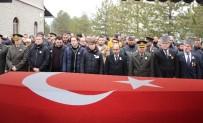 Kalp Krizi Sonu Hayatını Kaybeden Astsubay Askeri Törenle Uğurlandı