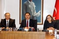 ÖĞRENCİ SAYISI - Kamu Başdenetçisi Şeref Malkoç Gaziantep'te