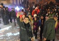 Kar Altında Eğlence