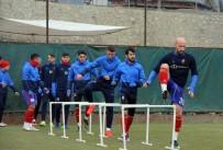 Kardemir Karabükspor'da Galatasaray Mesaisi Başladı