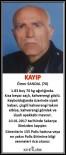 Kaybolan 70 Yaşındaki Yaşlı Adam Her Yerde Aranıyor