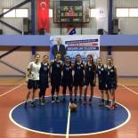 BELEDİYESPOR - Kültür Koleji Türkiye Şampiyonasında