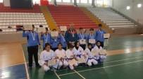 Malatyalı Karateciler Derecelerle Döndü
