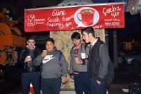 Manavgat Belediyesi'nden Sıcak Çorba İkramı