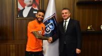 Medipol Başakşehir Caiçara'yı Açıkladı