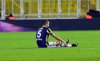 ADANASPOR - Mehmet Topal'dan Fenerbahçe'ye Kötü Haber