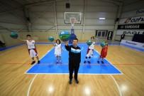 RECEP YAZıCıOĞLU - Merkezefendi Belediyesi'den 4 Bin Basketbol Topu
