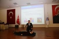 İŞ SAĞLIĞI - MESKİ Çalışanlarına 'İş Sağlığı Ve Güvenliği Eğitimi' Verildi
