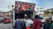 BERABERLIK - Motorcular, Şehit Polis Fethi Sekin İçin Lokma Döktürdü