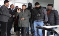YARDIM VE YATAKLIK - Belediye Başkanı gözaltına alındı