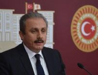 ANAYASA KOMİSYONU - Mustafa Şentop'tan CHP'ye Anayasa Mahkemesi yanıtı