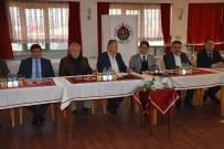 KIDEM TAZMİNATI - Müsteşar Yardımcısı Altay'dan DTSO'ya Ziyaret