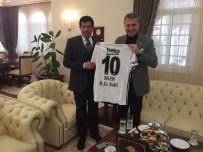 Orman Katar Büyükelçiliğini Ziyaret Etti
