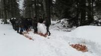 Off-Roadçılar Yaban Hayvanlarını Yemledi