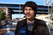 HIRSIZLIK ZANLISI - Üniversite Öğrencisinin Senaryo Defteri Otobüste Çalındı