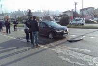 Samsun'da Trafik Kazası Açıklaması 3 Yaralı