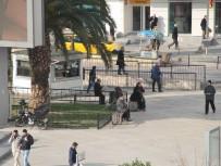 SÖZLEŞMELİ - SASKİ Meydandaki Kulübeyi Yeniliyor