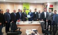 YAYLA TURİZMİ - ŞEHİRDER, Arap İş Adamlarına Erzurum'u Anlattı