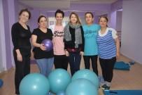 Şehzadeler Kadın Spor Merkezine Yoğun İlgi