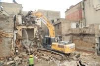 KAMULAŞTIRMA - Şıh Meydanı'nda Çalışmalar İlerliyor