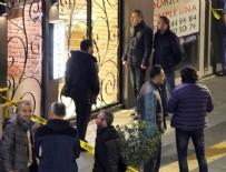 REHİNE KRİZİ - Silahlı şahıs lokantada 5 kişiyi rehin aldı